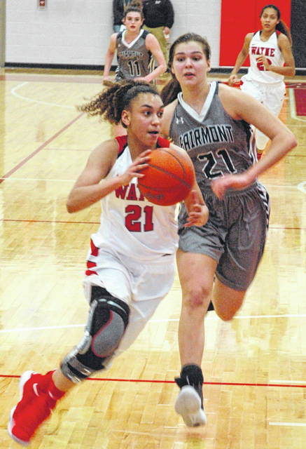 <strong>Wayne senior Destiny Bohanon, a 5-foot, 9-inch guard who averaged 15.1 points per game, was named to the First Team All-Ohio Girls Division I.</strong>