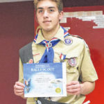 Statzer earns Eagle Scout