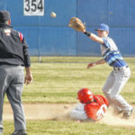 Warriors rally to tie Xenia with big inning