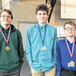Coding students place in BPA contest