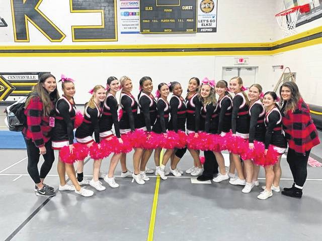 """<strong>Tryouts for Wayne High School and Middle School cheer will be held """"virtually"""" this year by Zoom video conferencing.</strong>"""