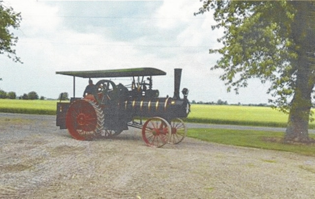 The 1915 Case 50 HP Steam Traction Engine will be on display at the county fair, Aug. 7-14.