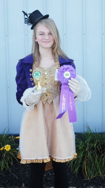 "<p class=""p1"">Grace Hepp – Rosette & State Fair, Creative Costumes"