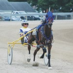 Harness racing showcased during fair