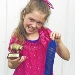 Quesenberry sisters win at fairs