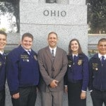 Urbana FFA members attend leadership conference