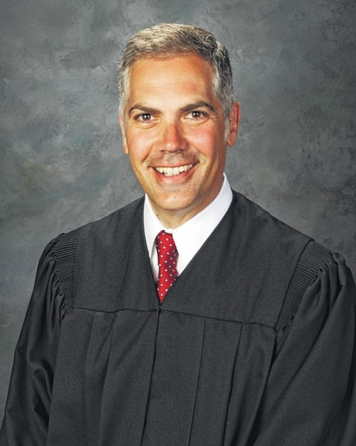 Judge Nick Selvaggio