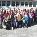 West Liberty United Church of Christ is growing