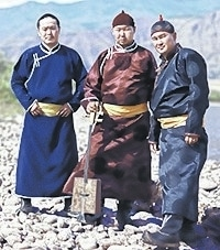 Alash: Master Tuvan Throat Singers will perform at 4 p.m. Sunday, Oct. 25, at the Gloria Theater in Urbana. Alash are masters of traditional Tuvan instruments, as well as the ancient art of throat singing, a technique for singing multiple pitches at once. The performance is free of charge.