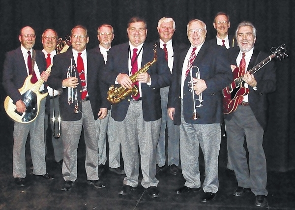 "The Bob Gray Orchestra will play 1940s-themed ""big band swing"" music at a 1940s Dinner Dance at the Champaign Aviation Museum Nov. 14. Tickets are $25 and available from the Champaign County Arts Council."