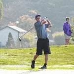 Indians win district golf title