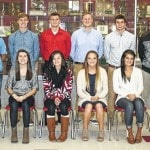 Triad Homecoming Court