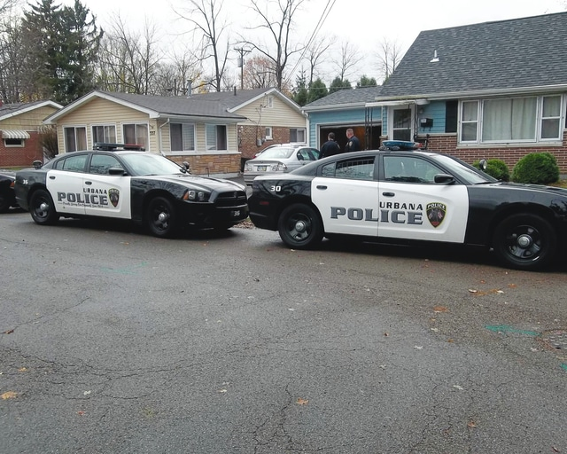 Urbana police conducted a search warrant raid at 333 Sweetman Ave. on Friday morning. As a result of the raid, police collected drug evidence, a handgun, cash and paraphernalia.