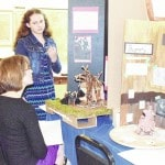 Local students showcase history