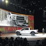 Ford announces F-150 Raptor; high-performance engine could be made in Lima