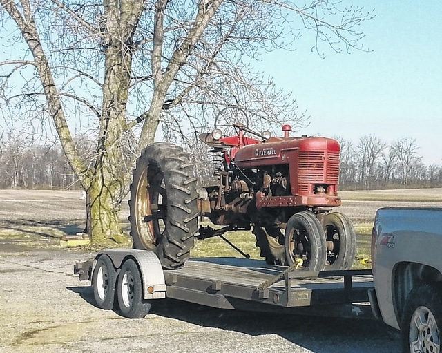The Urbana FFA is taking on the restoration of a 1951 Farmall H tractor. It was owned by Grover C. Foulk, who died Feb. 5.He was a Champaign County commissioner and Urbana Council member and taught Industrial Arts and Agricultural Education at Urbana High School in the 1060s and 1970s. For many years, he dreamed of restoring the Farmall H to its former glory and displaying it in agriculture promotions and FFA parades. To find out more about the restoration or assist in the restoration, contact Mallory Zachrich, Agricultural Education teacher at UHS, at mallory.zachrich@urbanacityschools.org.
