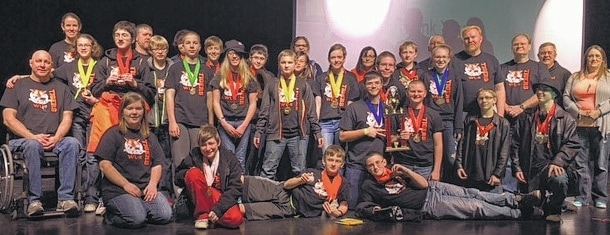 The West Liberty-Salem Science Olympiad team did well at the Sylvania Invitational.