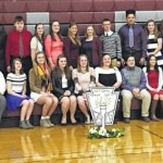UHS holds National Honor Society induction