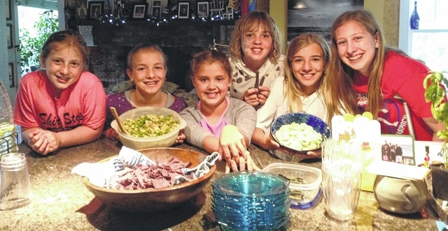 """The first meeting of the Cut-Ups and Carpenters 4-H Club was Feb. 20 at the home of their advisors, Greg and Marcia Ward. Twelve members were present and five guests. Alison Setty, president for 2015, led the 4-H pledge and took roll call. New business was the election of officers for 2016: President - Anders Setty; V-Pres - Aislen Setty; Secretary - Breah Weislak; Treasurer - Stacia Weislak; News Reporter - Teagan Setty; Community Service - Alison Setty; Recreation - Dena Wilson and Gillian Setty; Health and Safety - Marissa Pine and Noah Baker. A pancake/sausage breakfast was held after elections. The club will be selling 4-H buttons at Studebaker's """"on the hill"""" in June. The theme of this year's fair is """"175 Years of Magic at the Fair."""""""