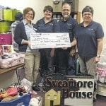 Sycamore House benefits from chili supper