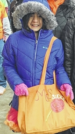 Mechanicsburg resident Libby Scheiderer participated in the Columbus Walk MS on April 9 in honor of her father, who was diagnosed with multiple sclerosis 15 years ago.