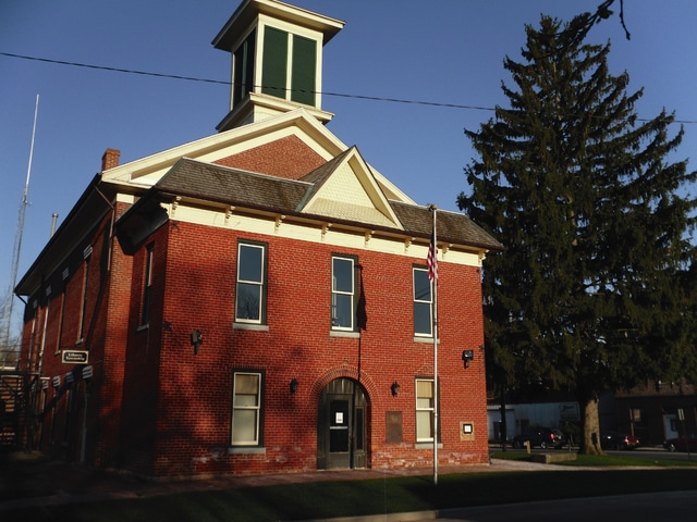 West Liberty Town Hall