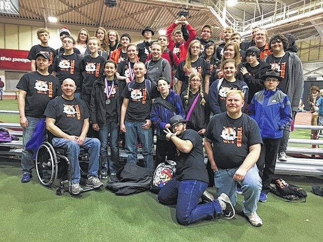 West Liberty-Salem's Science Olympiad team concluded its amazing season April 9 at The Ohio State University campus. The team earned the right to compete at the state Science Olympiad tournament for the 11th year in a row. The team won four trophies this season including a 1st place victory and a 3rd place regional finish. Overall the team finished 7th in the state out of 303 participating schools. Coach Spencer and the 10 other WL-S Science Olympiad coaches expressed appreciation to the team for making this fun and rewarding season.