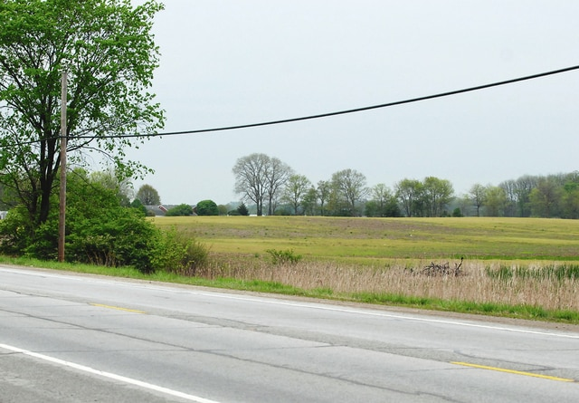 If certain conditions are satisfied, this 68.9-acre parcel of land on the east side of U.S. Route 68 between Campground Road and the south Urbana city limits might be the construction site for the new Urbana City Schools pre-kindergarten through eighth-grade facility.