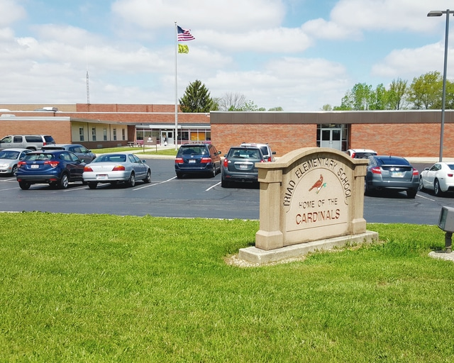 The Triad Local School District confirmed that a person associated with Triad Elementary School has been diagnosed with active tuberculosis. As a precaution, the Champaign Health District will provide skin testing at the elementary school to students and staff next Tuesday and Wednesday.