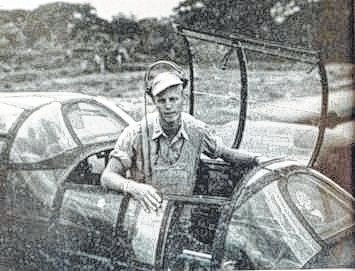Clifford Johnson, a WWII pilot, will relate stories of how the Black Widow and three crewmen attacked enemy bombers at night.