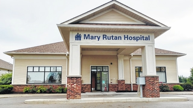 Mary Rutan Hospital's Urbana clinic is moving to 1880 E. U.S. Route 36. The new clinic officially opens July 5.