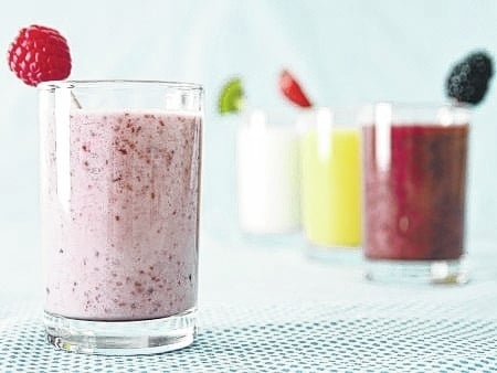Smoothies can be healthy, but make sure they're not sugar-laden slushies or milkshakes in disguise.