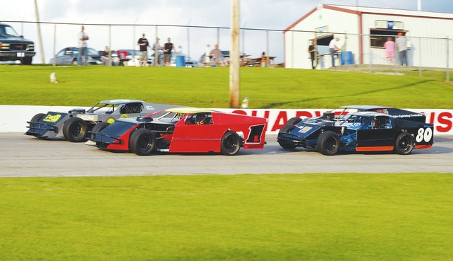The modifieds (pictured) will compete in the Bill Lewis Memorial Saturday night at Shady Bowl.