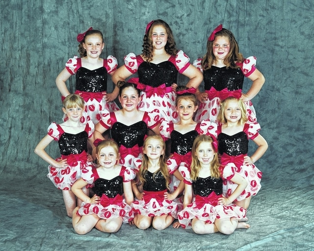 "The Studio for Cheer, Dance & Tumbling will present ""Love Is In The Air,"" the 2016 Spring Recital, at Graham Middle School at 7 p.m. June 3 and 4. Tickets will be available at the door. Students include the Tumbling Level 2 Class: row 1 - Hunter Hoffman, Gwen Christman, Tori Kearfott; row 2 - Eden Pitcock, Harley Linton, Tiegan Steele, Lucy Sherrock; row 3 - Chloe Riley, Maci Runkle, Jessi Wood."