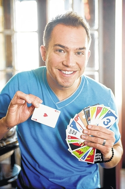"Michael Kent, a professional magician who graduated from Urbana High School in 1997, will make his national television debut at 8 p.m. on Wednesday, July, 13, on The CW's ""Penn & Teller: Fool Us."""