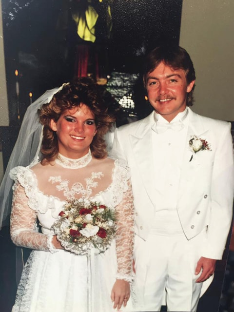 Mr. and Mrs. K. Mark Hill