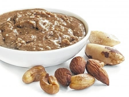 While nuts and seeds can be a good source of fiber, keep in mind that fruits, vegetables, beans and whole grains are often even better sources.