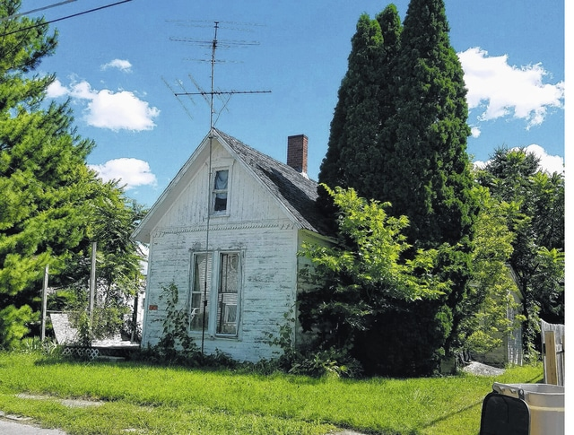 Habitat for Humanity of Champaign County Ohio will begin work in early 2017 on a new home build in St. Paris at 517 S. Church St. This deteriorating home on the property will be demolished.