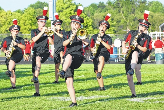 The Dancin' Band from Falconland will host the 45th annual Graham Band Festival on Saturday, Sept. 24.