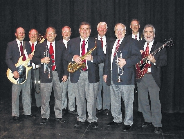 The 10-piece Bob Gray Orchestra will provide big band music for the dinner dance.