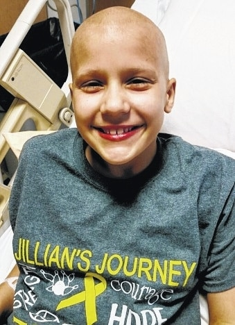 Sixth grader Jillian Ripley is battling osteosarcoma, a bone cancer. A fundraising ball will be held for her from 4 to 8 p.m. Oct. 22 at Mechanicsburg High School.