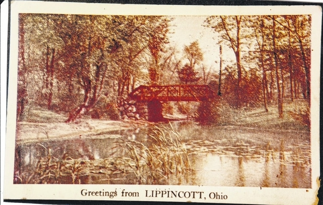 The Champaign County Historical Society is seeking information about this post card photo, such as when it may have been taken and exactly where and what the area looks like now.