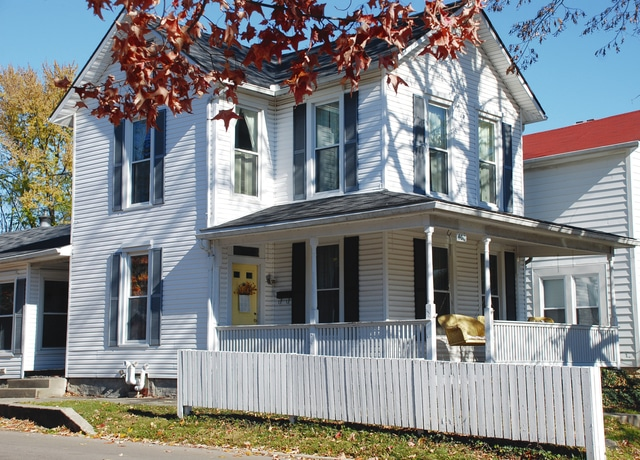 The 400 E. Church St. home of James and Mary Collier is on this year's Candlelight Tour of Homes.