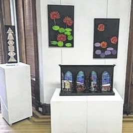 Nancy Miller's work will be featured at an Opening Reception 4:30-6:30 p.m. Thursday, Nov. 17, at the Miller Center for Visual Arts, 518 College Way. The exhibit will be open 1-4 p.m. on Nov. 19 and Dec. 1, 3, 8 and 10.