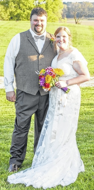 Mr. and Mrs. Ross Parthemore