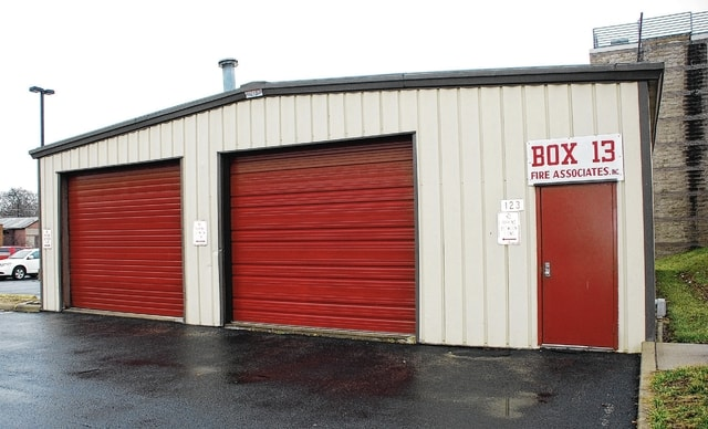 The headquarters of Box 13 Fire Associates is at 123 E. Market St. in Urbana. The nonprofit organization has supported the Urbana Fire Division since the 1950s.