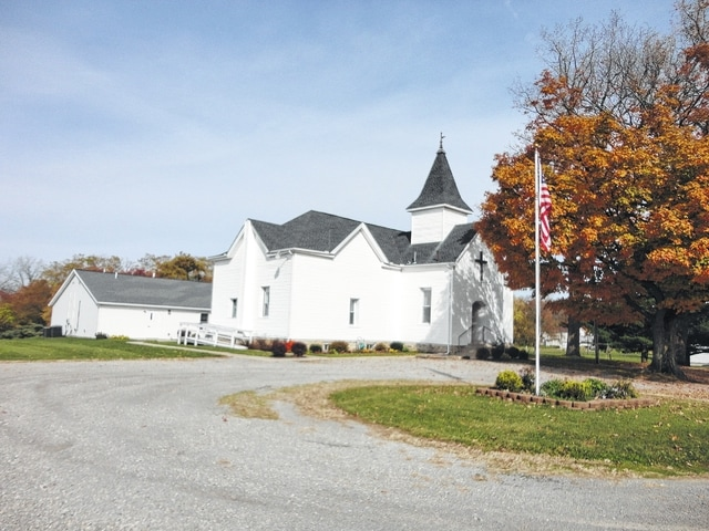 Kennard Church of the Nazarene is located in the village of Kennard.