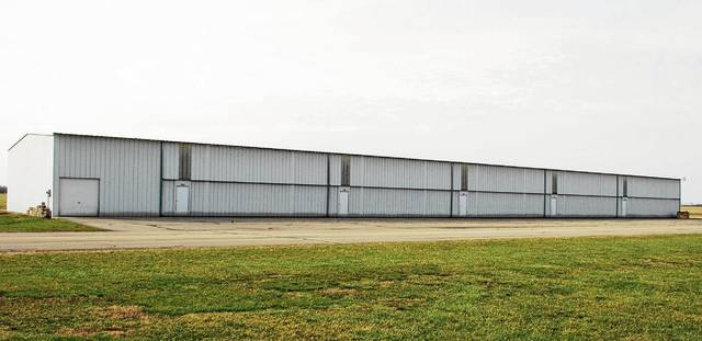The local Tax Incentive Review Council (TIRC) on Thursday voted to recommend a Community Reinvestment Area agreement involving the 10-unit T-hangar at Grimes Field in Urbana, pictured, remain in effect.
