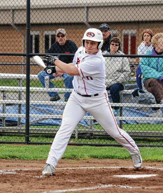 Chase Humphrey (pictured) helped lead WL-S over Mechanicsburg on Monday.