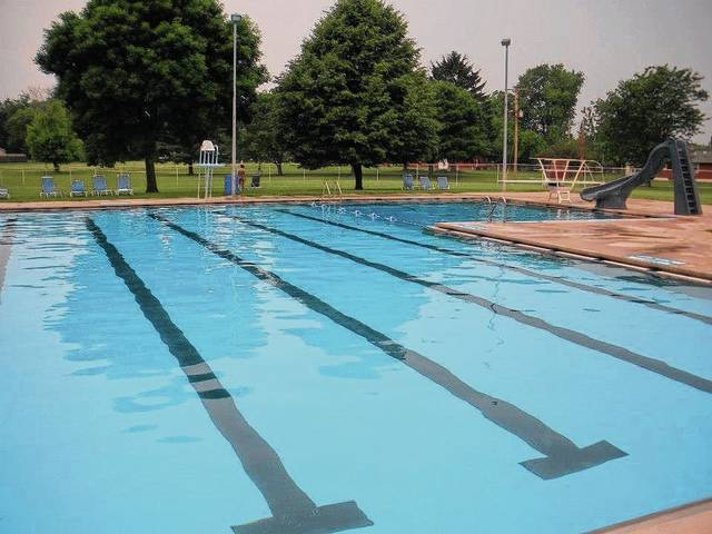 The city of Urbana's outdoor pool at Melvin Miller Park is set to open May 27.